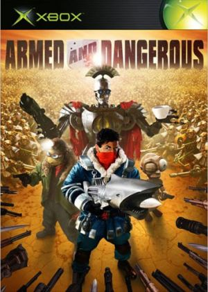 Armed And Dangerous for Xbox