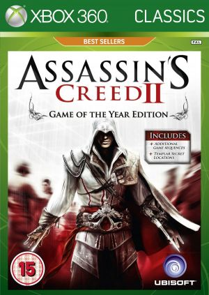 Assassin's Creed II - Game of the Year Edition [Classics] for Xbox 360