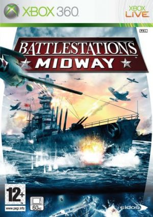 Battlestations: Midway for Xbox 360