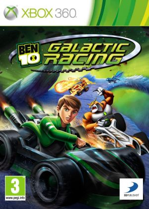 Ben 10 Galactic Racing for Xbox 360