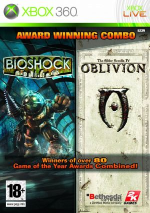 Bioshock & The Elder Scrolls IV: Oblivion for Xbox 360