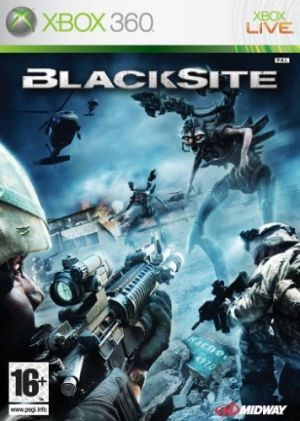 Blacksite for Xbox 360