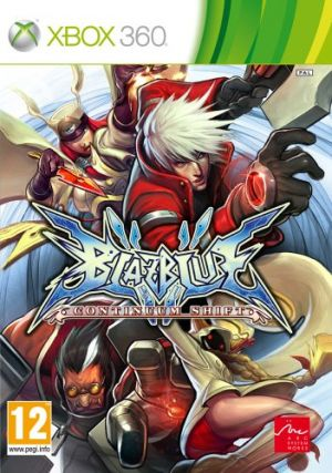 BlazBlue: Continuum Shift for Xbox 360