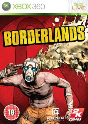 Borderlands for Xbox 360