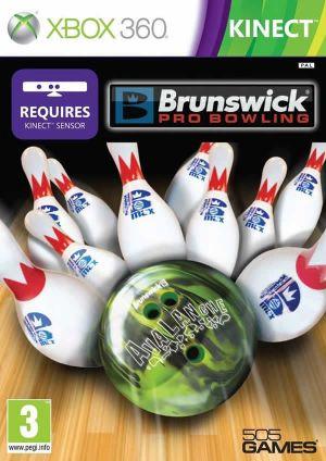 Brunswick Pro Bowling for Xbox 360