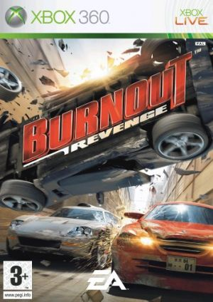 Burnout Revenge for Xbox 360