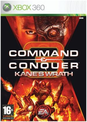 Command & Conquer 3: Kane's Wrath for Xbox 360