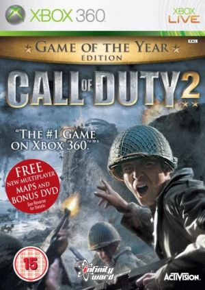 Call of Duty 2: Game of the Year Edition for Xbox 360