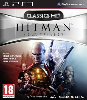 Hitman HD Trilogy for PlayStation 3