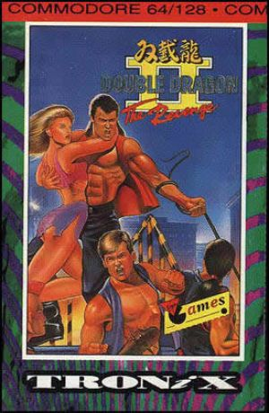 Double Dragon II: The Revenge for Commodore 64