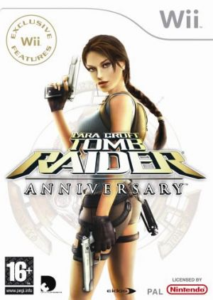 Tomb Raider Anniversary for Wii