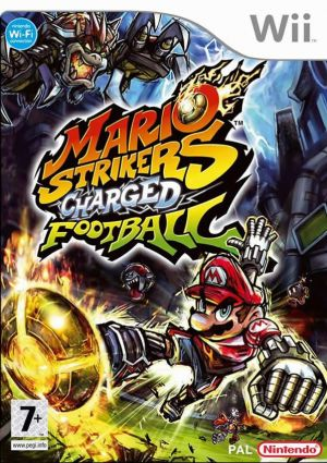 Mario Strikers Charged Football for Wii