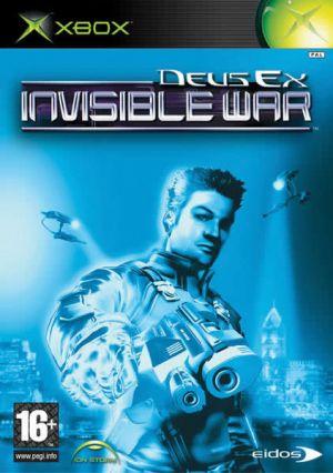 Deus Ex: Invisible War for Xbox
