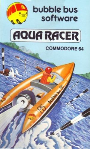 Aqua Racer for Commodore 64