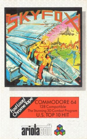 Skyfox for Commodore 64