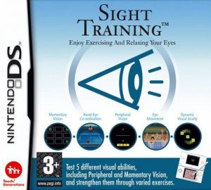 Sight Training for Nintendo DS