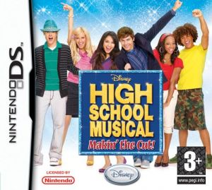 High School Musical: Makin' the Cut for Nintendo DS