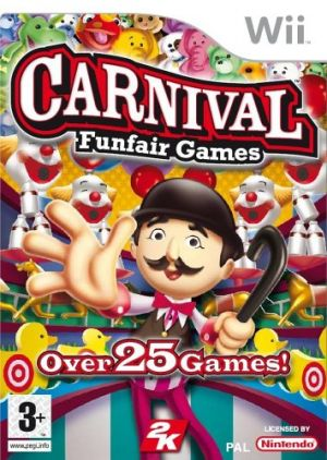 Carnival Funfair Games for Wii