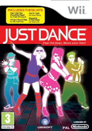 Just Dance for Wii