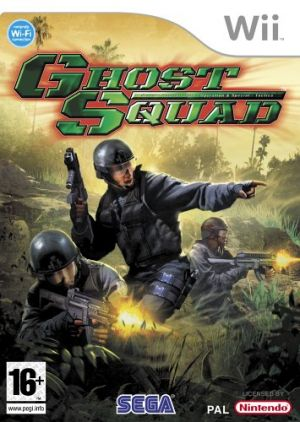 Ghost Squad for Wii
