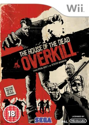 The House of the Dead: Overkill for Wii