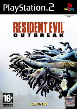 Resident Evil Outbreak for PlayStation 2