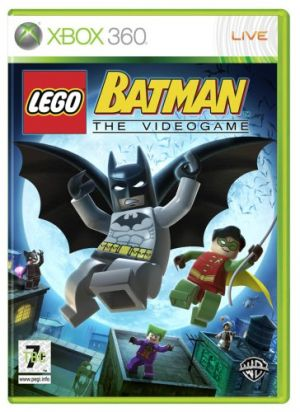 LEGO Batman: The Videogame for Xbox 360