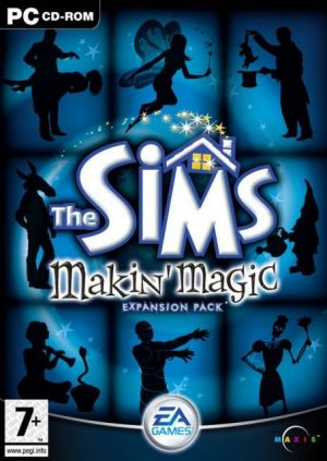 The Sims: Makin' Magic for Windows PC