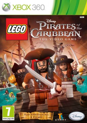 Lego: Pirates Of The Caribbean for Xbox 360