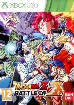 Dragon Ball Z: Battle of Z for Xbox 360