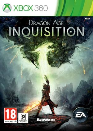 Dragon Age: Inquisition *2 Disc for Xbox 360