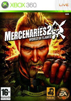 Mercenaries 2: World in Flames for Xbox 360