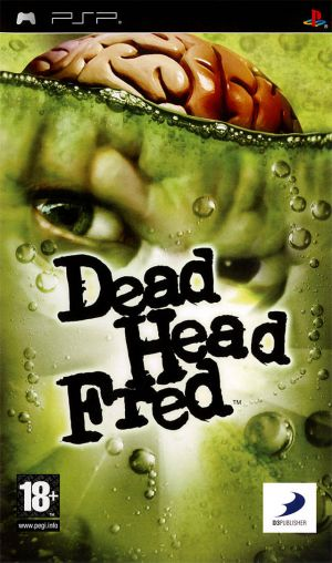 Dead Head Fred for Sony PSP