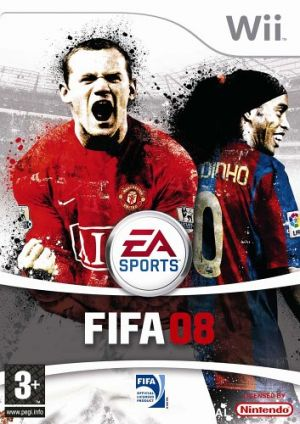 Fifa 08 for Wii