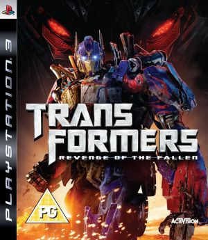 Transformers - Revenge of the Fallen for PlayStation 3