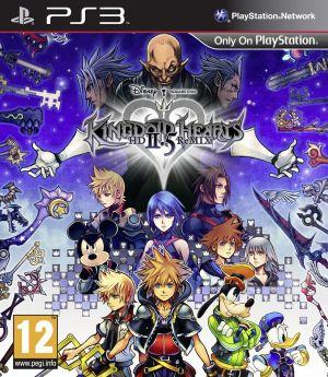 Kingdom Hearts HD II.5 ReMIX for PlayStation 3