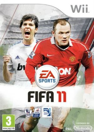 Fifa 11 for Wii