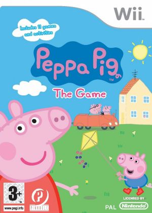 Peppa Pig for Wii