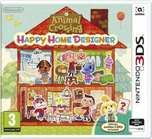 Animal Crossing: Happy Home Designer (No Card) for Nintendo 3DS