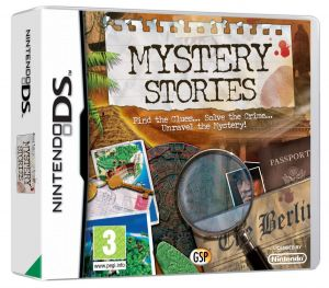 Mystery Stories for Nintendo DS