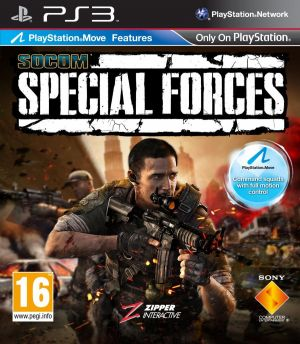 SOCOM: Special Forces for PlayStation 3