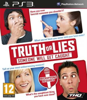 Truth or Lies for PlayStation 3