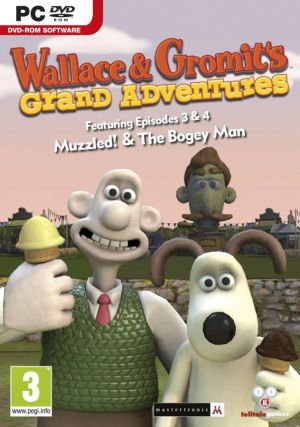 Wallace and Gromit's Grand Adventures, Episodes 3 and 4 for Windows PC