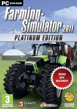 Farming Simulator 2011: The Platinum Edition for Windows PC