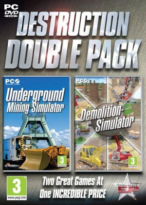 Destruction Double Pack [Extra Play] for Windows PC
