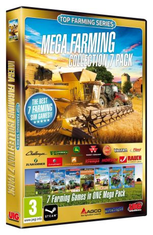 Mega Farming Collection 7 Pack for Windows PC