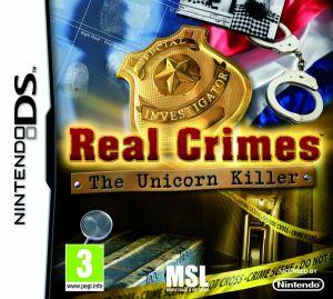 Real Crimes: The Unicorn Killer for Nintendo DS