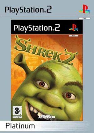 Shrek 2 [Platinum] for PlayStation 2