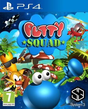 Putty Squad for PlayStation 4