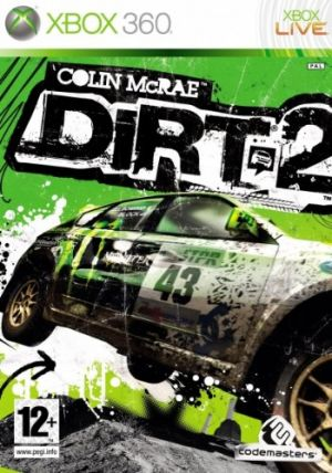 Colin McRae: DiRT 2 for Xbox 360